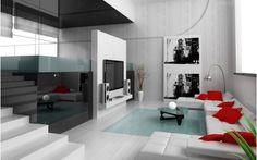 Modern living room design-Home and Garden design ideas