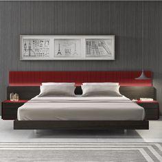 J&M Furniture Lagos Platform Bed