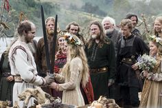 Lagerta+Vikings+TV+Show | Vikings (TV Series) Vikings Season 2 promotional picture