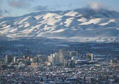 Snow Covered Reno