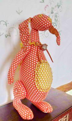 Rabbit. Mr. Orange