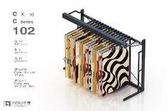 8 rug display rack ideas