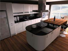 Kitchen Island, 3 D, Branding, Nova, Design, Home Decor, Island Kitchen, Brand Management, Decoration Home