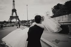 #paris #wedding #photographer #eiffel tower talanicolephotography.com