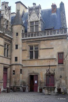Paris - Hôtel de Cluny
