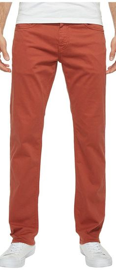 Mavi Jeans Zach Regular Rise Straight Leg Twill in Brick Red Twill (Brick Red Twill) Men's Jeans - Mavi Jeans, Zach Regular Rise Straight Leg Twill in Brick Red Twill, 0045322759-600, Apparel Bottom Jeans, Jeans, Bottom, Apparel, Clothes Clothing, Gift, - Street Fashion And Style Ideas