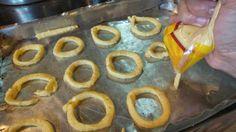 Rosquinhas / biscoito de Polvilho - sem gluten