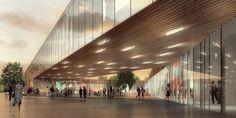 Cultural Center – St Lys | W-Architectures