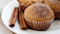 Škoricové muffiny plnené Nutellou - Recept pre každého kuchára, množstvo receptov pre pečenie a varenie. Recepty pre chutný život. Slovenské jedlá a medzinárodná kuchyňa