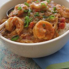 Shrimp Etouffee Emeril Lagasse