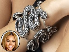 Snake jewelry....I always love it <3
