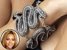 Snake jewelry....I always love it <3