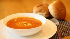 طريقة عمل شوربة شوفان كويكر بالصور - Quaker oatmeal soup recipe