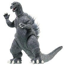 Godzilla 6.5 Inch Deluxe Vinyl Figure Godzilla Final Wars by Bandai Toys. $33.95. For Ages 4 & Up. Classic Godzilla 6.5 inch action figure from Bandai. Collect them all!. With over 50 years of history, the most powerful pop cultural icon is being recreated in these figures! Collectors and kids can both revel in the detailed craftsmanship of these soft vinyl figures. Collect them all!
