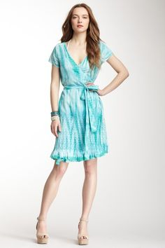 Johanna Tie-Dye Dress by Calypso St. Barth on @HauteLook