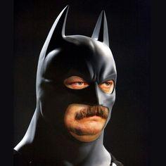 If Ron Swanson was batman - Imgur