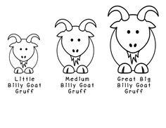 Pin on Book: 3 Billy Goats Gruff