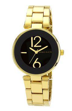 Anne Klein Round Bracelet Watch | Nordstrom