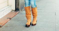 Botas Cierre ☝ #Otoño #Estilo #Moda#Tacones