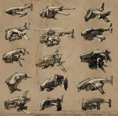Art: RTS game Stormrise concept arts (update 10/02/2010)