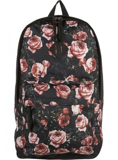 I love the Steve Madden Floral Backpack from LittleBlackBag ...