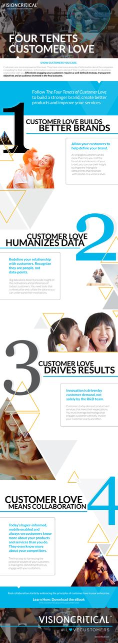 The Four Tents of Customer Love