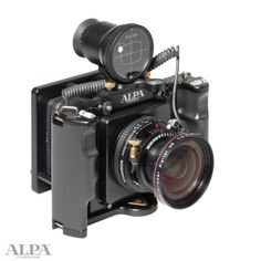 ALPA 12 METRIC aCam (Leaf for Mamiya 645 AFD)