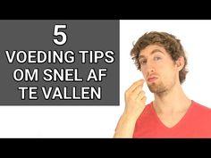 Snel Afvallen: 9 Gouden Voeding Tips - YouTube
