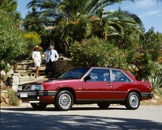 Volvo 780 Bertone, not as good looking as mine but...