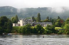 living at Loch Lomond