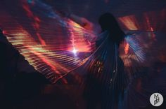 Text/Perfomance: Rhea Krcmárová Projection Art by Sound: Henric Fischer/Das Stadtkind Photo (c) Maria Harms Nature, Design, Art, Art Background, Naturaleza, Kunst, Performing Arts, Nature Illustration