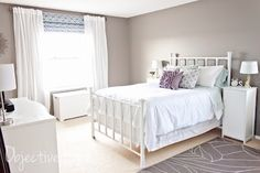 walls--Benjamin Moore Galveston Gray