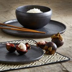 Image Pure Stoneware Dinner Plate Designed by P. Naessens for Serax AM.PM.