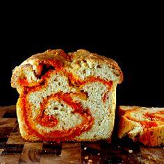 Sriracha Cheddar - Pepper Jack Bread.