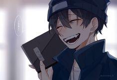 Cute Anime Boy, Anime Guys, Drawing Expressions, Fan Art, Drawings, White Tail, Sketchbook Ideas, Twitter, Digital Art