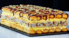 Mini Tortillas, Romanian Desserts, Nutella, Tiramisu, Cake Recipes, Finger, Pudding, Sweets, Baking