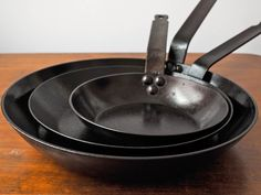 We've shared a lot of love for cast iron here at Serious Eats, but in our own kitchens there's another very similar type of pan that gets near equal use: carbon steel. Since it's more common in restaurant kitchens than homes, we've been pretty mum on the subject, but today, it's time to talk about what makes this sibling to cast iron great.