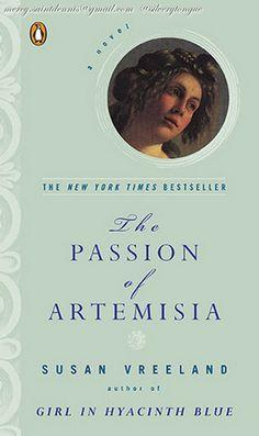 The Passion of Artemisia - Susan Vreeland.