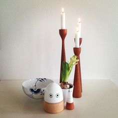 Silent stilleben with there original Rolf™ candlesticks by freemover.se Maria L Dahlberg