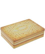 Custard Cream Biscuit Tin
