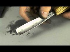 Refurbishing Gouges - YouTube