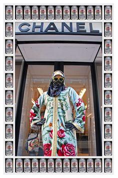 'Naabz Chanel' - Hassan Hajjaj (Art courtesy of the artist)