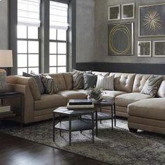 28 best bassett sectionals images living room living room decor rh pinterest com