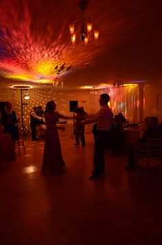 The first dance. Cransillagh Room.
