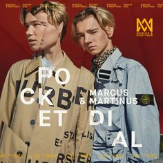 Pocket Dial, a song by Marcus & Martinus on Spotify My Everything, Great Friends, Handsome Boys, Album, Songs, Pocket, My Love, Celebrities, Music