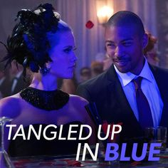 The Originals - Tangled up in Blue - Rebekah and Marcel