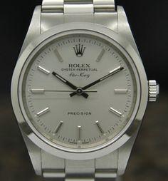 Rolex Air-King for men...