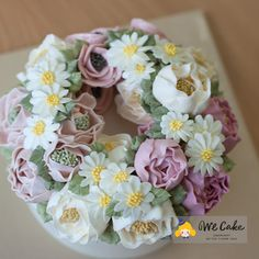 ButterFlower Cakes by WeCake