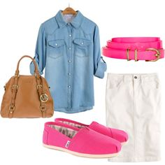 Summer by tucker567 on Polyvore