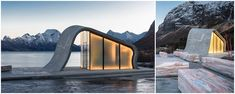 Världens vackraste toalett - Ureddplassen i Norge   Aftonbladet